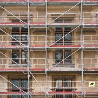 Antifurti per ponteggi e cantieri